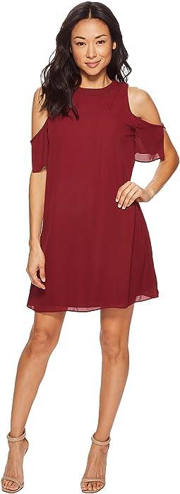 Emma Cold Shoulder Dress