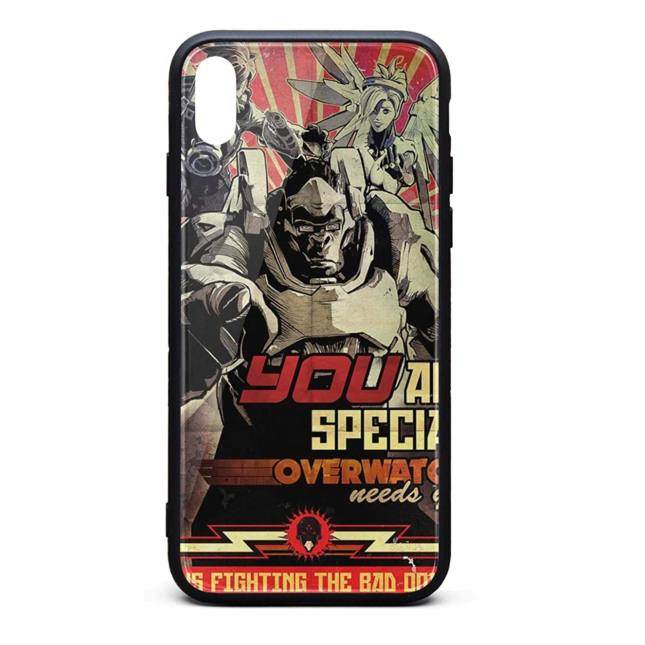 iPhone Xs Max Case - TPU Shockproof Protective Case Cover for Apple iPhone Xs Max Case