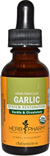 Herb Pharm Garlic 1 oz ( Multi-Pack)