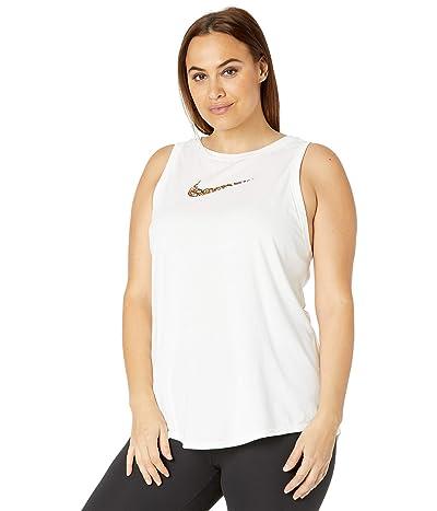 Nike Plus Size Dry Tank Dri-Fit Cotton Femme