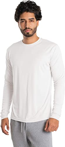 Vapor Apparel Men's UPF 50+ UV Sun Protection Long Sleeve Performance T-Shirt for Sports and Outdoor Lifestyle