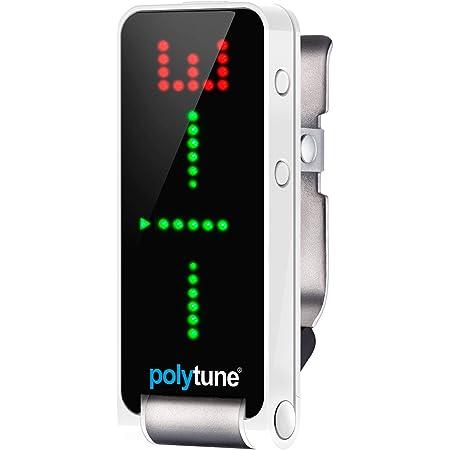 tc electronic ポリフォニック クリップ チューナー POLYTUNE CLIP