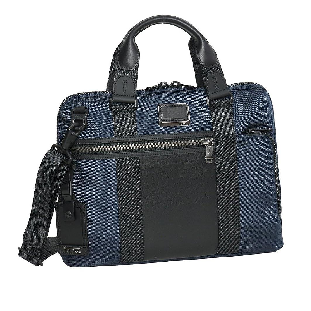 民主主義アーティスト乏しいトゥミ メンズ ビジネスバッグ?ブリーフケース Alpha Bravo 232610NVY Navy ネイビー