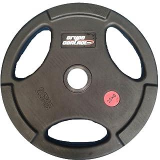 Grupo Contact Discos Caucho (diámetro 50 mm Interior) Profesional, con Agarre. (Unidad)