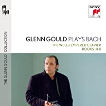 Glenn Gould plays Bach: The Well-Tempered Clavier Books I & II, BWV 846-893