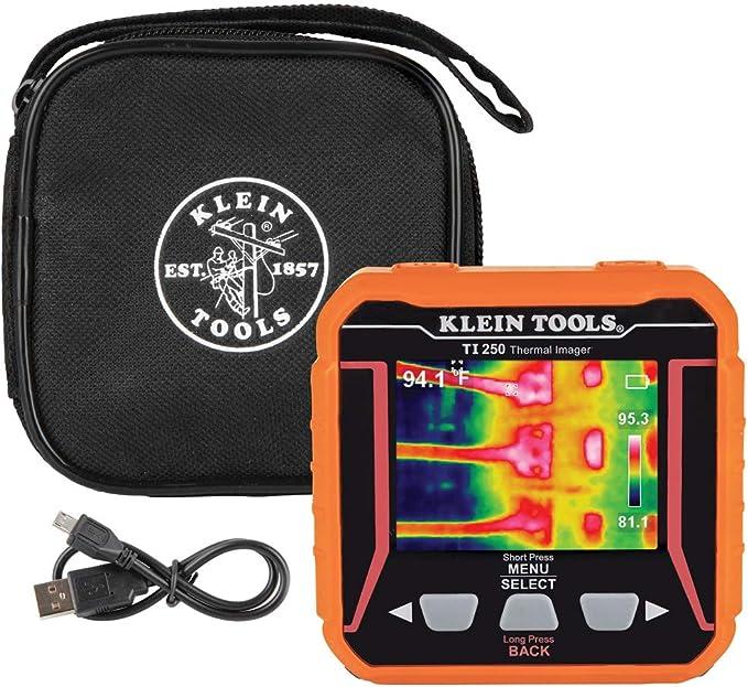 Klein Tools TI250 Thermal Imager - USB Charging