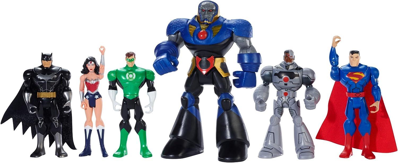 DC Comics Justice League  Heroes Unite Action Figure (6Pack)