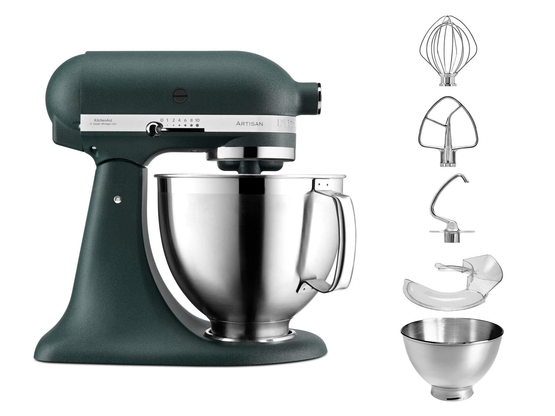 Kitchenaid 5KSM185PSEPP - Robot de cocina, acero inoxidable: Amazon.es: Hogar
