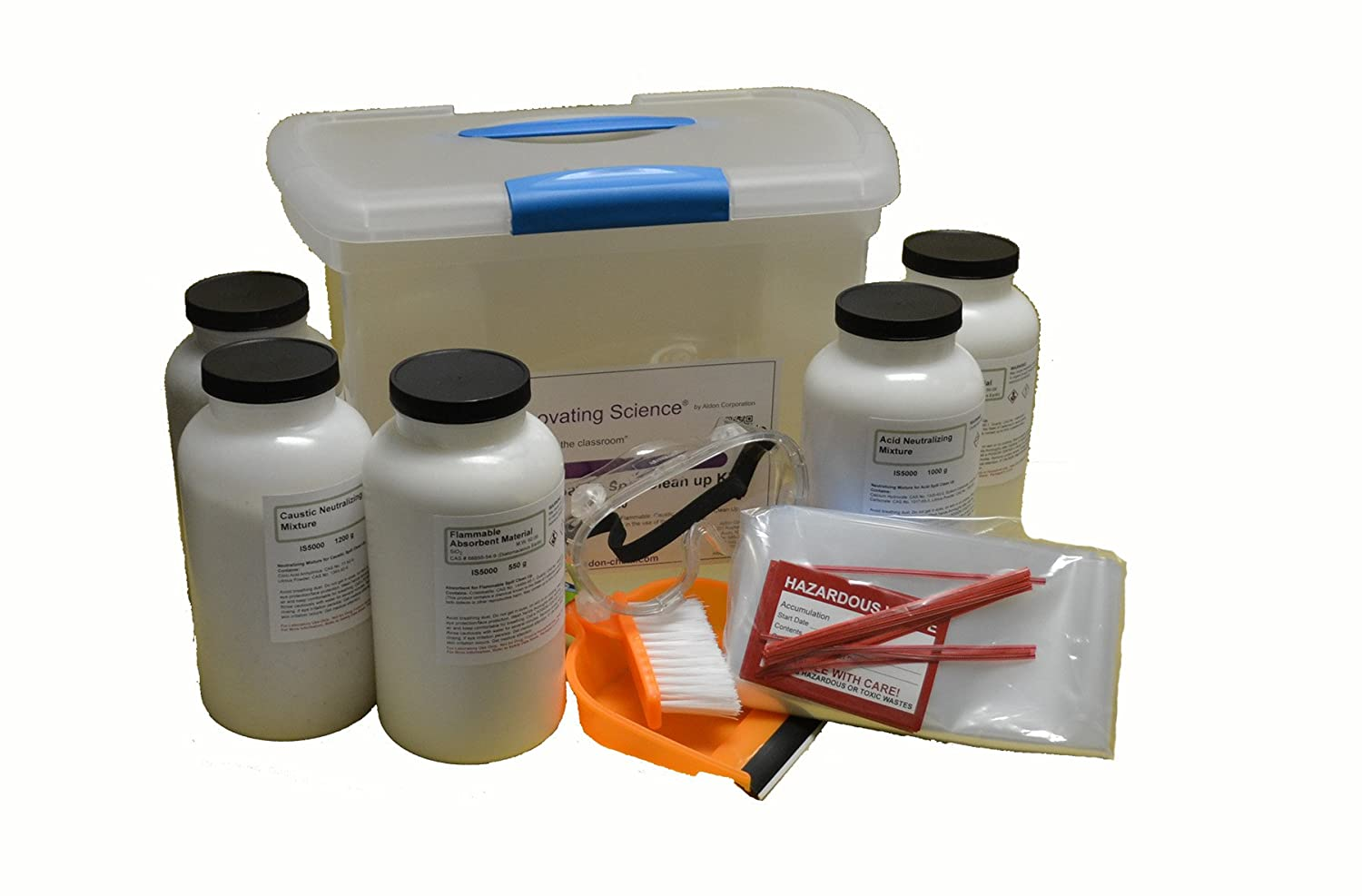 Time sale Solvent Caustic Acid Award-winning store Neutralization - Up K Spill Master Clean