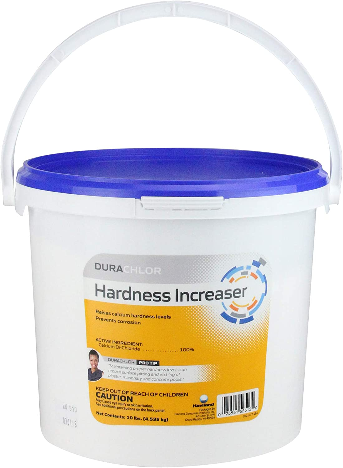 10 Max 90% OFF Lb - Haviland Durachlor Water Pool Swimming Manufacturer regenerated product Hardness Increase
