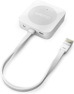 Wemo Bridge - Works with Apple HomeKit