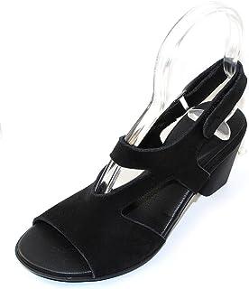 d886eac282 Arche Women's Faroma in Noir Nubuck - Black - Size ...