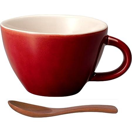 KINTO (キントー) ほっくり スープカップ 赤 34315
