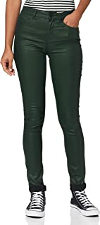 ONLY Female Skinny Fit Jeans ONLFHush Beschichtete