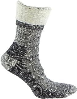 Calcetines de LANA MERINO TERMICO de TREKKING, con costuras