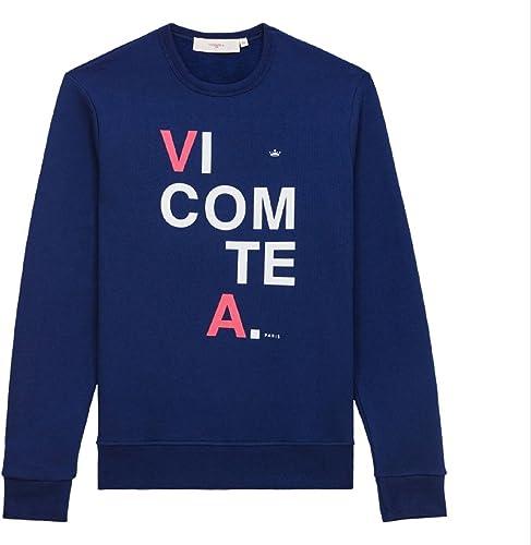 VICOMTE A. - sweat col rond