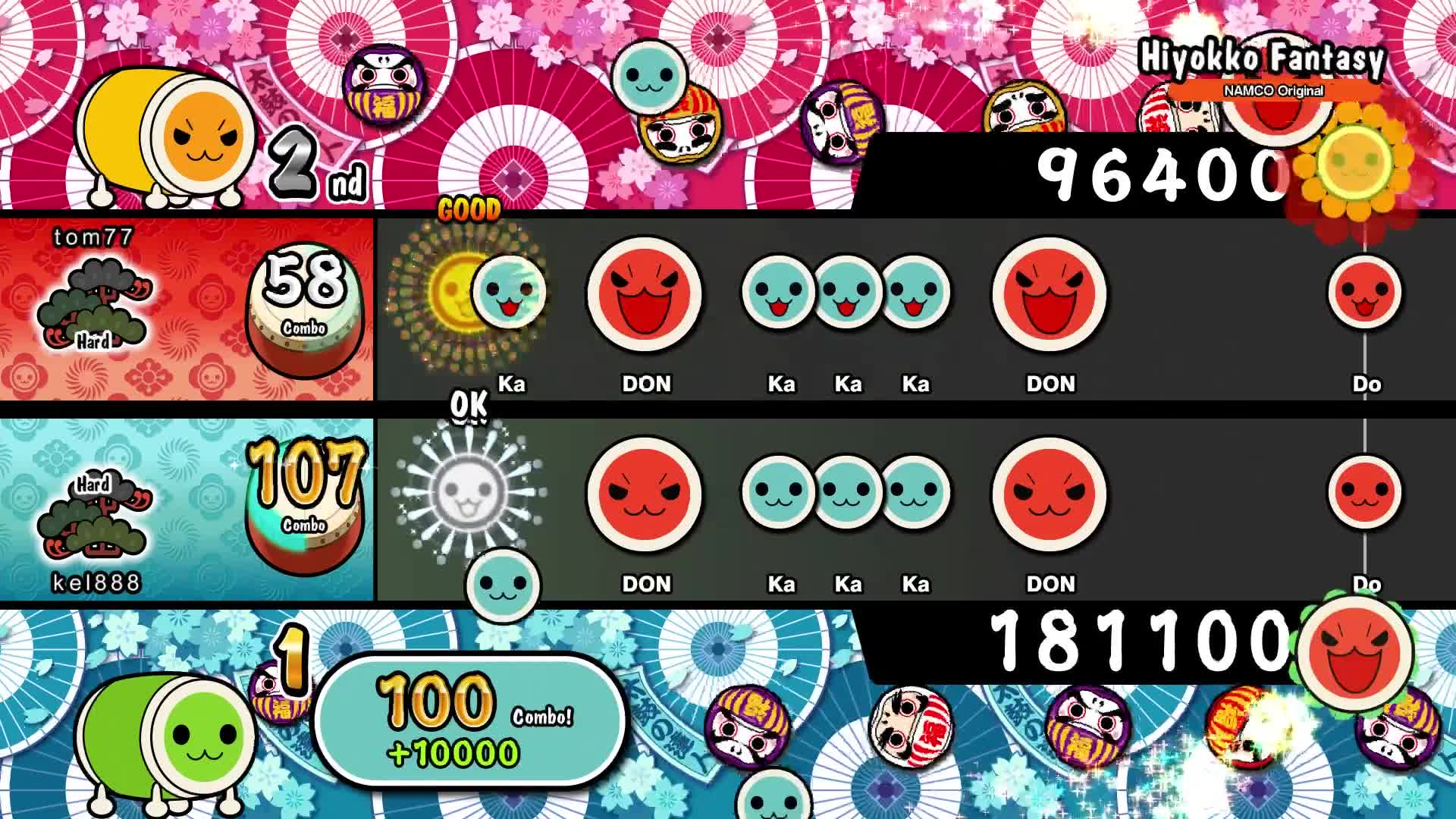 Taiko No Tatsujin Drum N Fun Bundle Inkl Trommel Exklusiv Bei Nintendo Switch Games