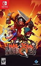 Has Been Heroes Nintendo Switch by Frozenbyte