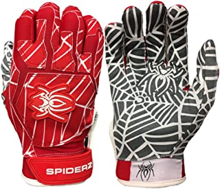 spiderman batting gloves