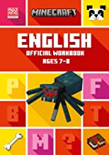 Minecraft English Ages 7-8: Official Workbook