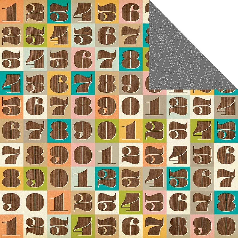American Crafts Here & There doppelseitig doppelseitig doppelseitig tonkartons 30,5 x 30,5 cm -Portland 25 pro Pack B00BV09XMY  | Neue Sorten werden eingeführt  20cb3d