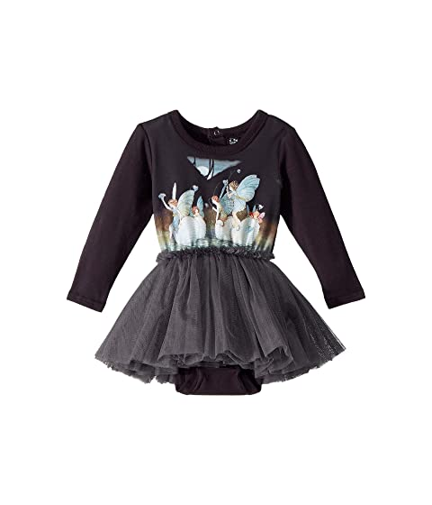 Rock Your Baby Night Sprites Circus Dress (Infant)