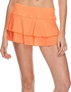 Body Glove Women's Smoothies Lambada Solid Mesh Cover Up...