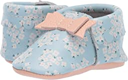 Soft Sole Bow Moccasins - High Tea (Infant/Toddler)