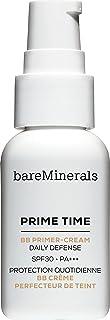 bareMinerals Prime Time BB Primer-Cream SPF 30 - Tan by bareMinerals for Women - 1 Ounce Primer, 30 ml