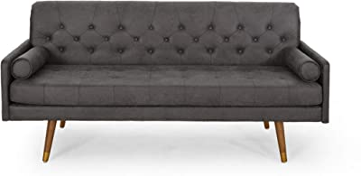 Amazing Amazon Com Nyekoncept 224471 A Charcoal Gray Dania Sofa Cjindustries Chair Design For Home Cjindustriesco
