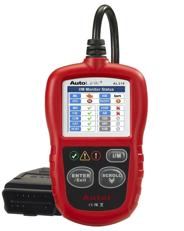 Autel Autolink Emission Standard Diagnostic