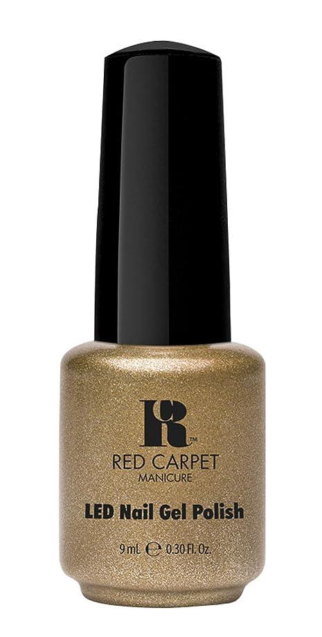 見物人アクセサリー付き添い人Red Carpet Manicure - LED Nail Gel Polish - Magic Wand-erful - 0.3oz/9ml