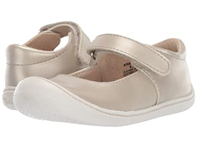 FootMates Stacy (Infant/Toddler) (Soft Gold) Girl