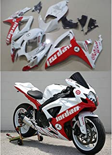2007 gsxr 750 fairings