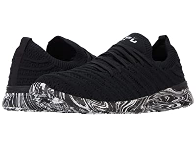 Athletic Propulsion Labs (APL) Techloom Wave (Black/White/Marble) Men