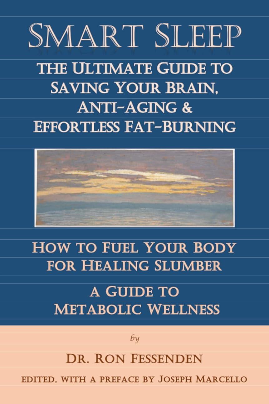 間に合わせスピーカー紫のSmart Sleep: The Ultimate Guide to Saving Your Brain, Anti-Aging & Effortless Fat-Burning (English Edition)