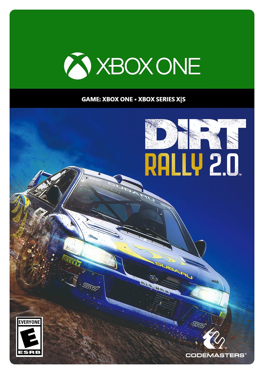 Dirt Ranking TOP7 Rally 2.0 Standard Xbox Digital A surprise price is realized - Code