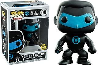 Funko Pop! Vinyl Justice League Green Lantern Silhouette Glow in the Dark Entertainment Earth Exclusive
