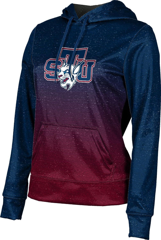 St. Thomas University (FL) Girls' Pullover Hoodie, School Spirit Sweatshirt (Ombre)
