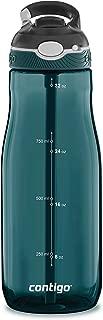Contigo 2063288 Ashland Water Bottle, 32 oz, Chard