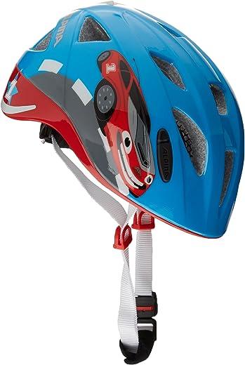 Alpina Ximo Flash Kinder Fahrradhelm, be visible reflectiv, 45-49 cm