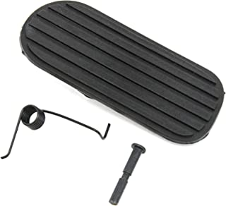 Gas Pedal Pad Replacement fits Many Compatible with Chevy GMC Repair Kit See Listing for Application Details