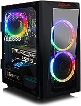 CLX Set Gaming Desktop PC - Intel i5 9600KF 3.70GHz 6-Core, Z390 MATX, 16GB 3000MHz RGB DDR4, GeForce RTX 2060 Super 8GB, ...