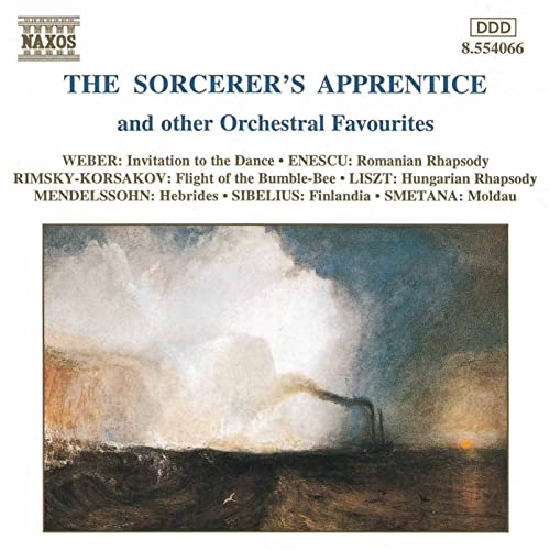 Sorcerers Apprentice And Other Orchestral Favourites de Ondrej ...