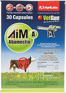 Agrilabs AiM A Vet Caps 30ct