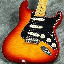 Fender Rarities American Original '60s Flame Ash Top Stratocaster Electric Guitar, 21 Frets, Birdseye Maple Neck & Fin...