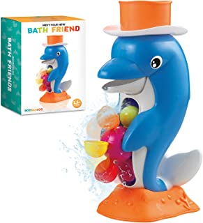 BOOBAALOO Dolphin Bath Toy - Baby Toys for Toddlers and...