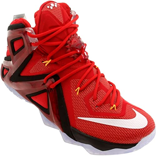 079383d53bf Nike LeBron XII Elite Mens Basketball Shoes