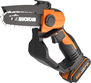 Sponsored Ad – WORX WG324E 18V (20V MAX) One Handed Cordless Pruning Saw 2.0Ah Battery