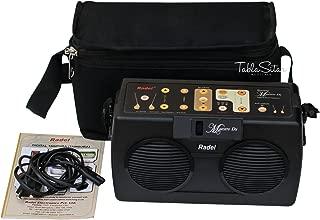 Electronic Tanpura - RADEL Saarang Maestro Dx Electronic Tanpura - Tambura, Digital Tanpura Box, DJ Sound Machine, Tanpura Sampler, Instruction Manual, Bag, Power Cord (PDI-BHG)